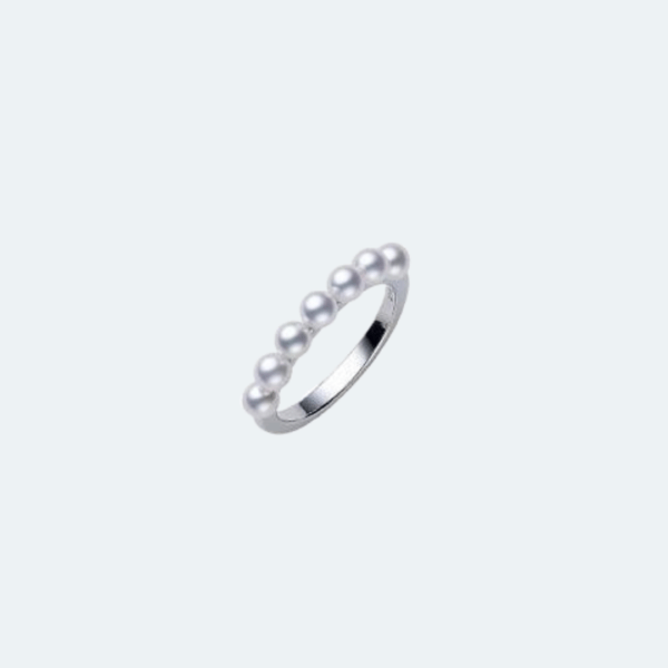 Akoya Cultured Pearl Ring Preview Image