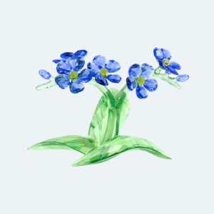 Forget-Me-Not Crystal Flower Preview Image