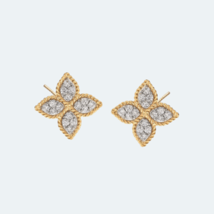 Princes Flower Earrings Preview Image