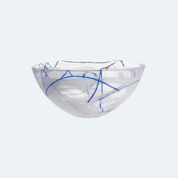 White Contrast Small Bowl Preview Image