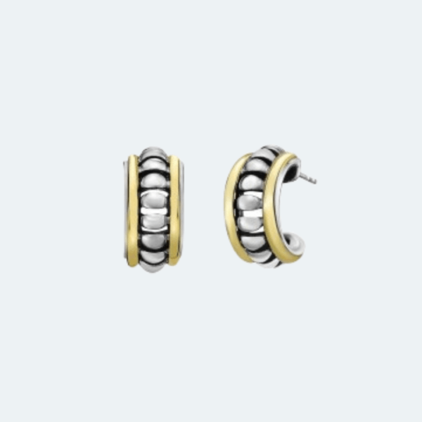 Bird Cage Collection Hoop Earrings Preview Image