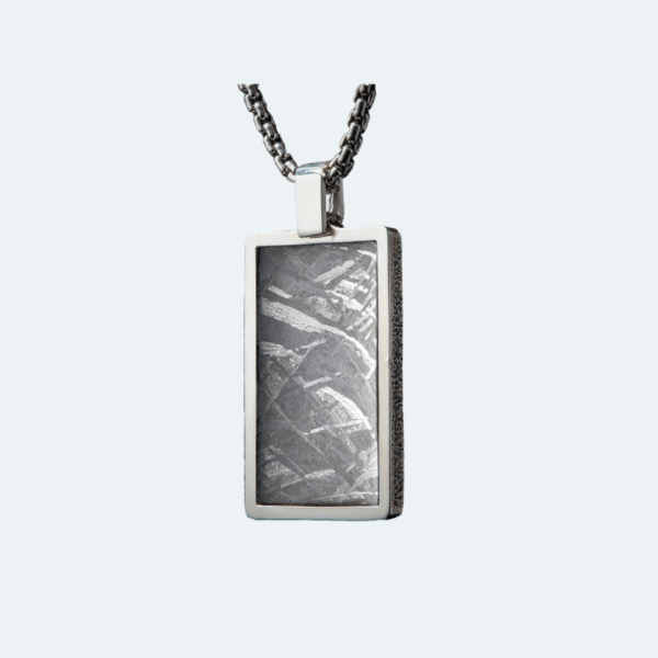 The Meteorite Pinnacle Pendant Alt View Preview Image